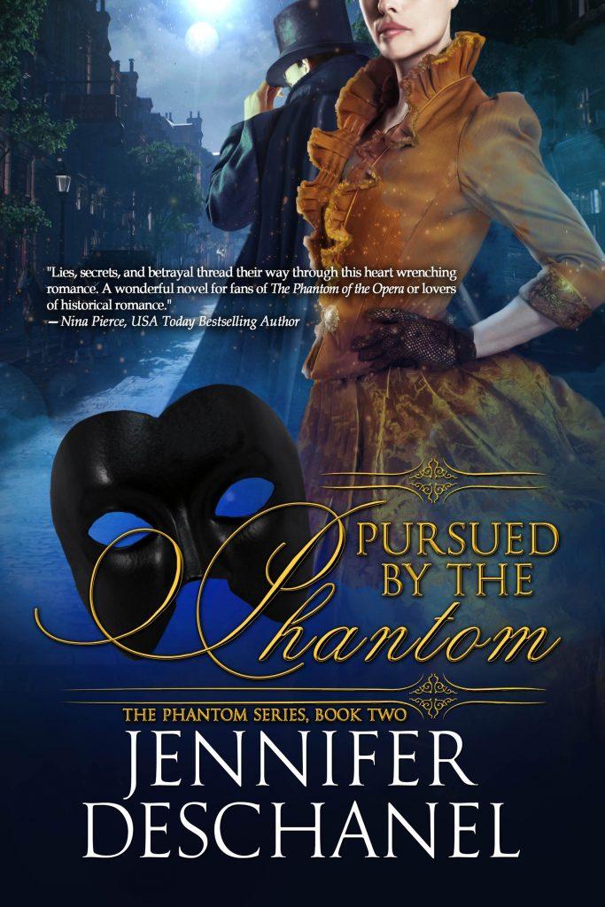Pursued by the Phantom – Jennifer Deschanel